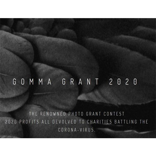 GOMMA PHOTOGRAPHY GRANT 2020